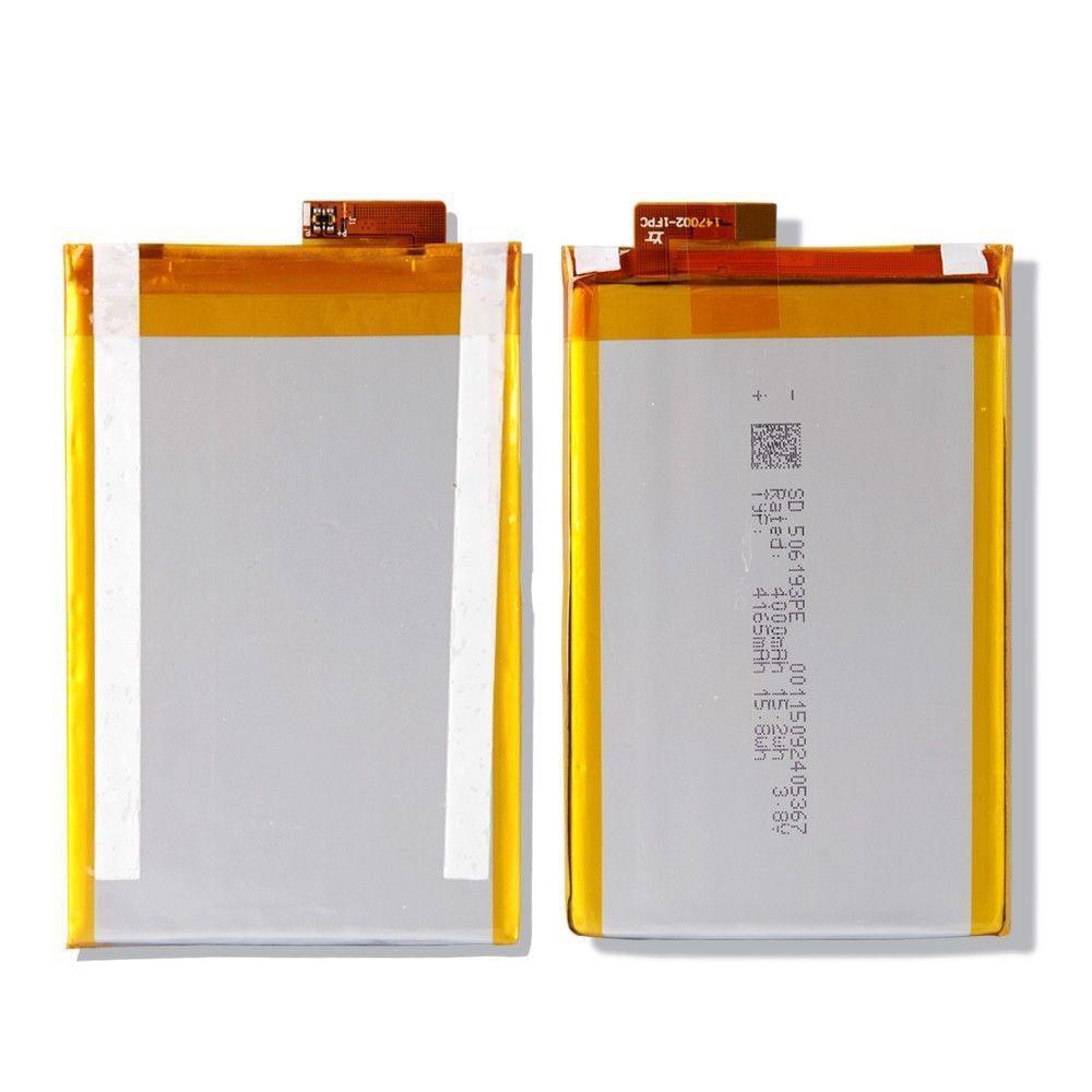 P8000 pc batteria