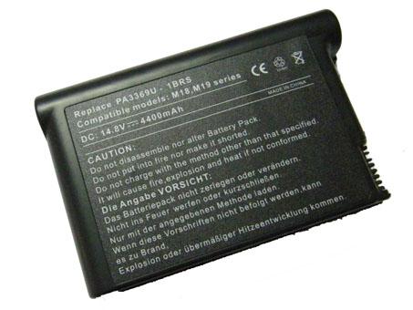 Batterie pour TOSHIBA PA3369U-1BRS