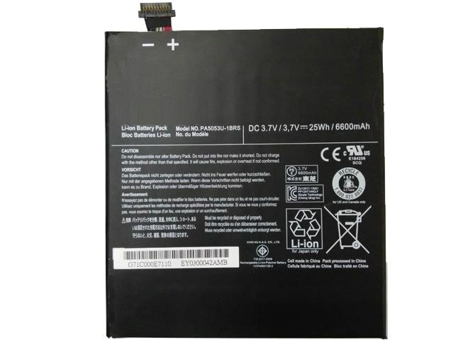 Batterie pour TOSHIBA PA5053U-1BRS