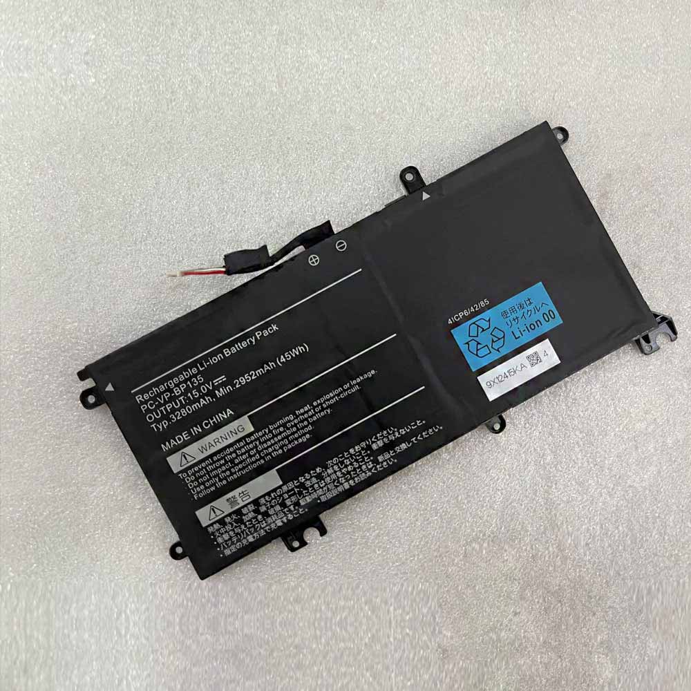 PC-VP-BP135 pc batteria