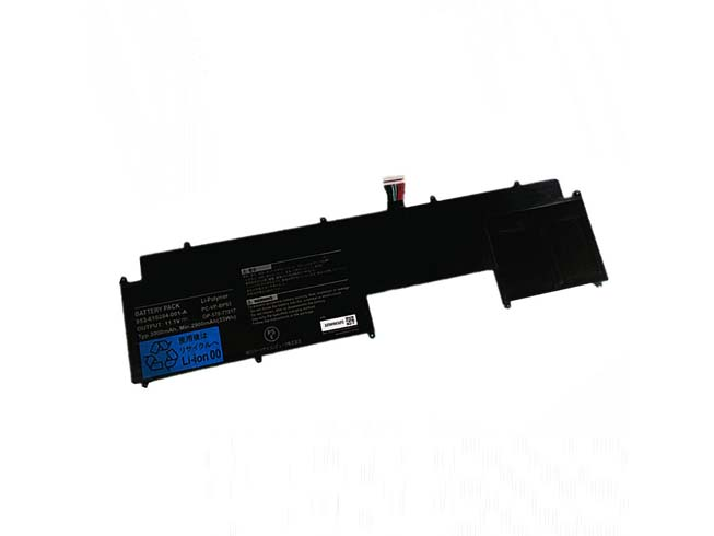 Batterie pour NEC LaVie X LX850/JS