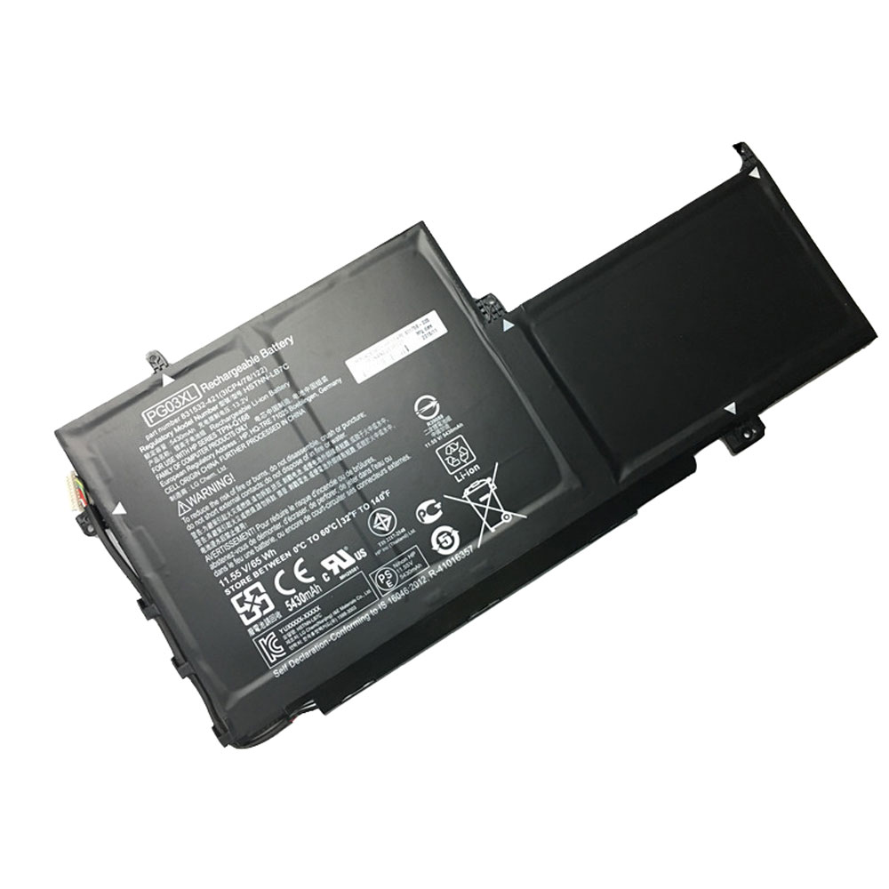 PG03XL pc batteria