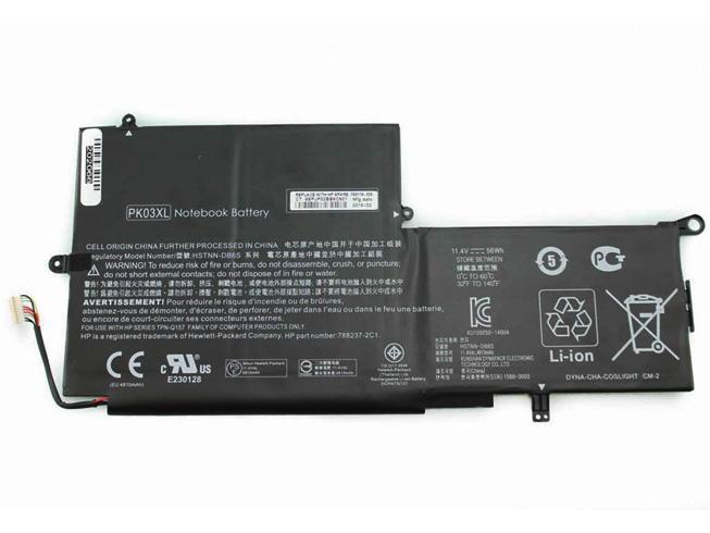 Batterie pour HP PK03XL