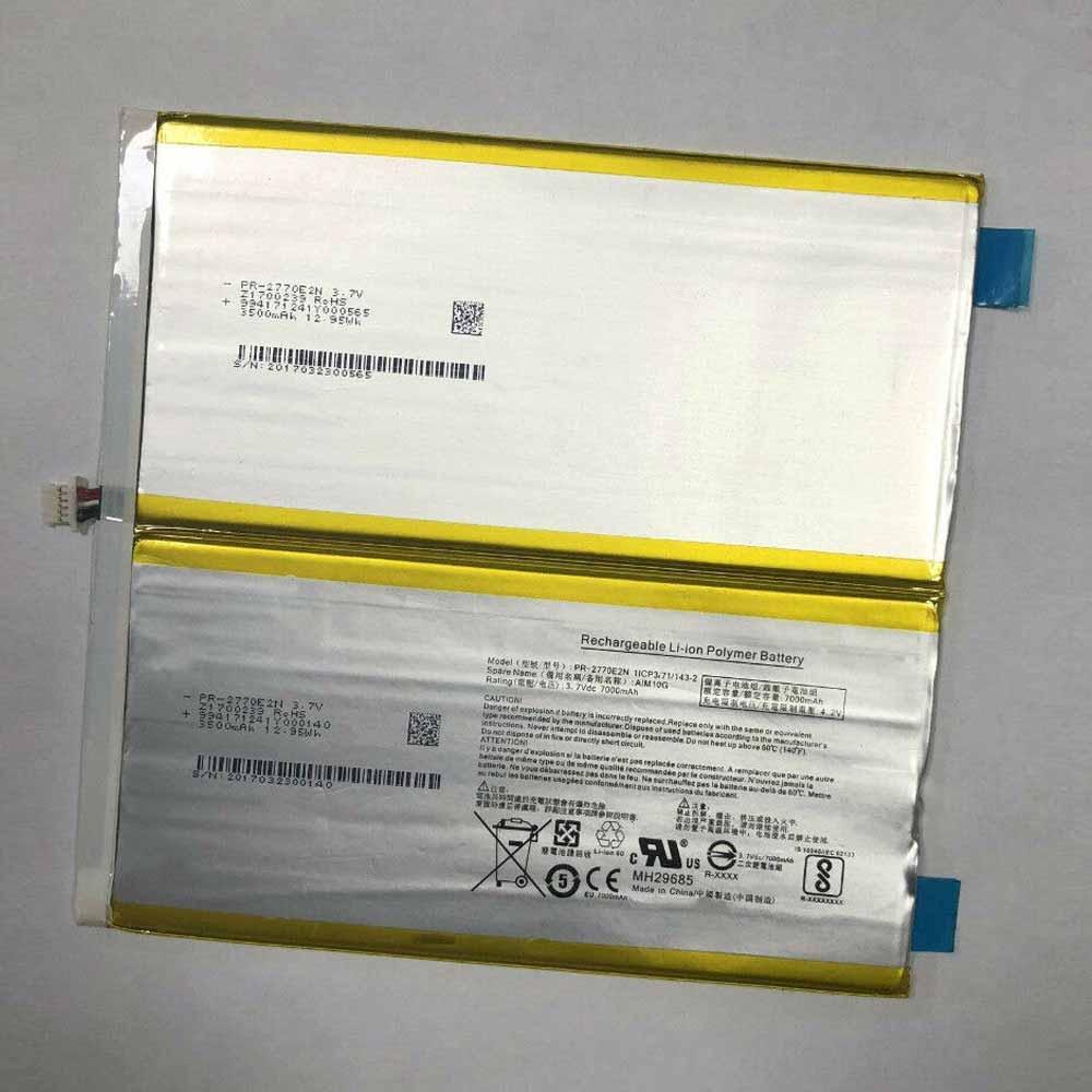 Batterie pour ACER PR-2770E2N