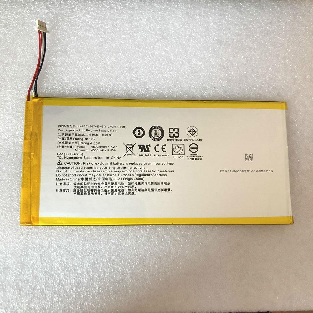 Batterie pour ACER PR-2874E9G