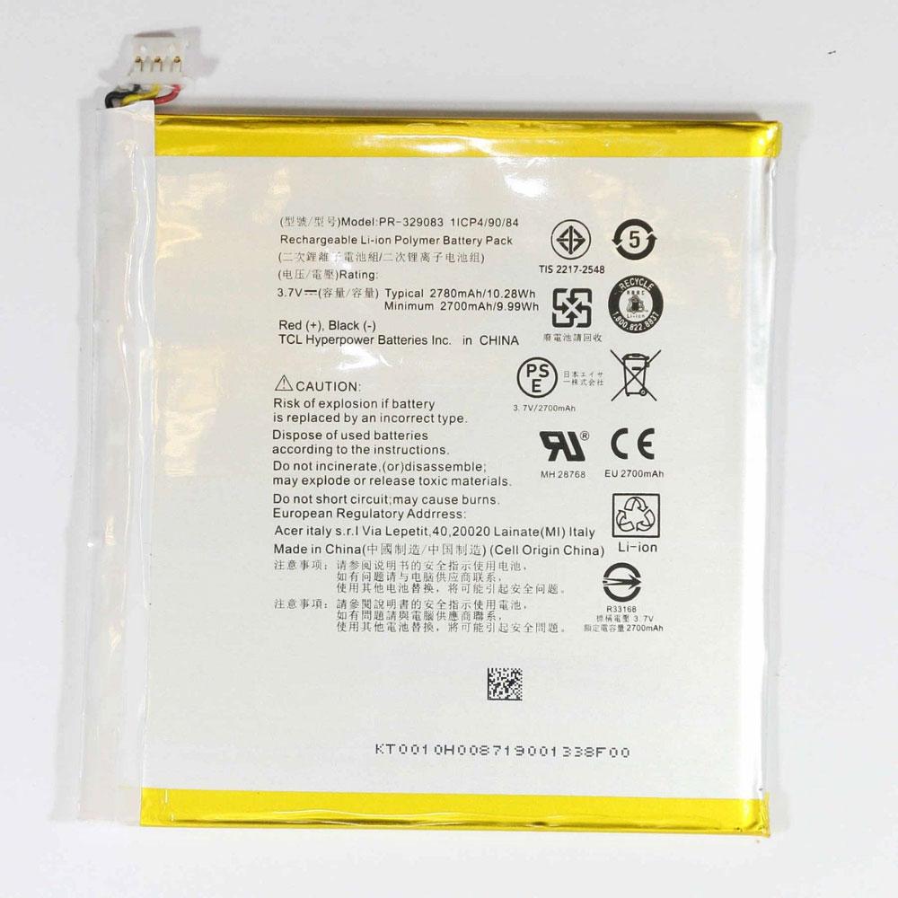 PR-329083 pc batteria