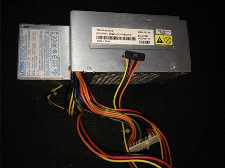Batterie pour 100-127V~50/60Hz,8.0A 280 W,200-240V~50/60Hz,4.0A Lenovo ThinkCentre SFF 280watt PSU Tested LiteOn PS-5281-01VF 41A9739 36-001368