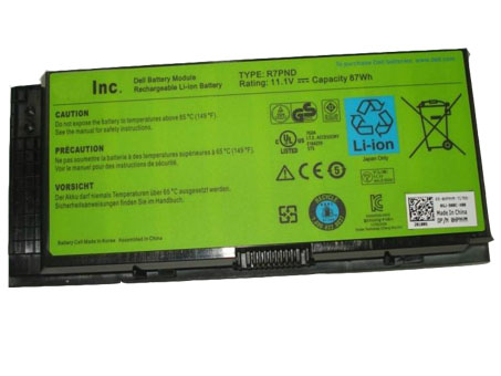 Batterie pour DELL PG6RC