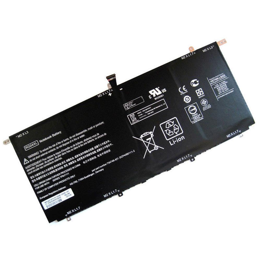Batterie pour HP RG04XL