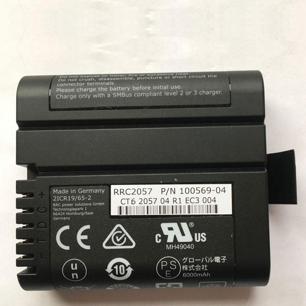 RRC2057 pc batteria
