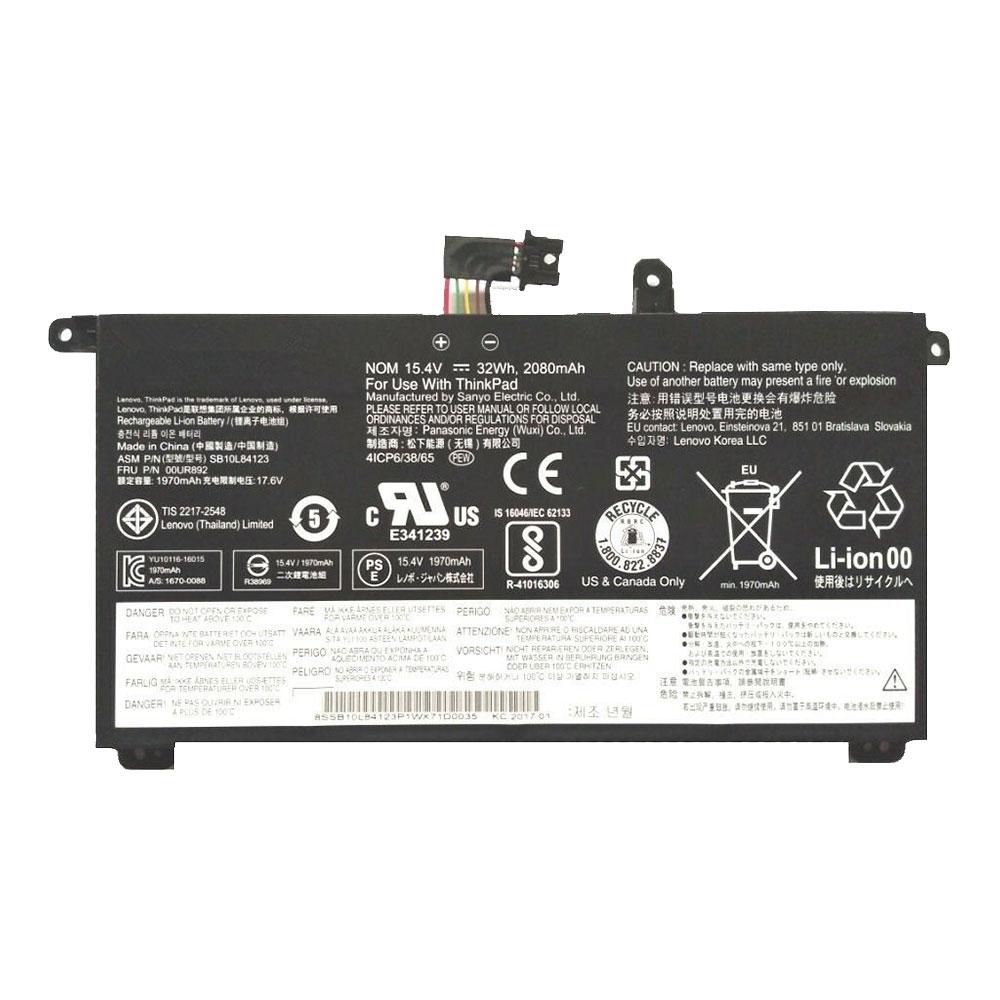 Batterie pour LENOVO 00UR891