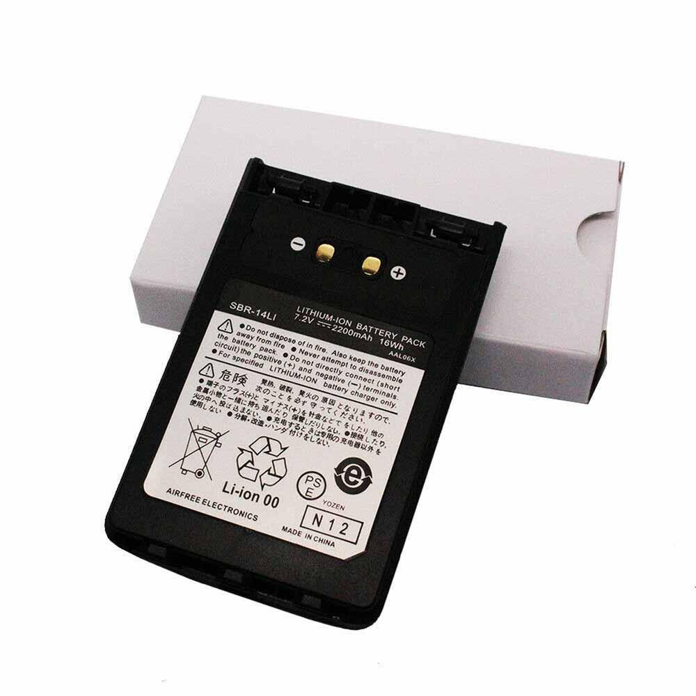 SBR-14Li pc batteria