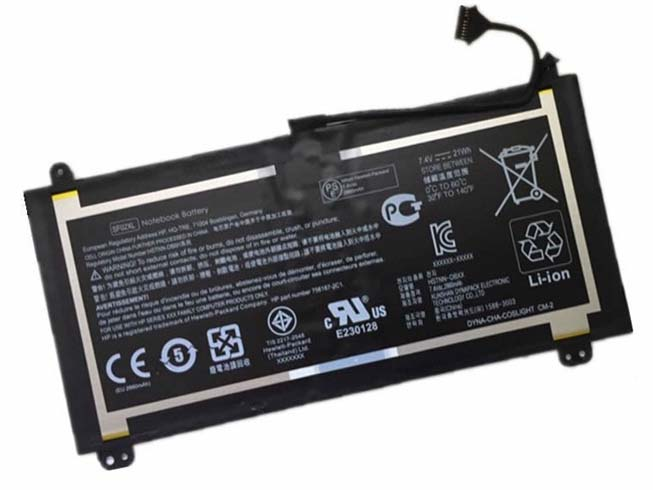 Batterie pour HP HSTNN-DB6H