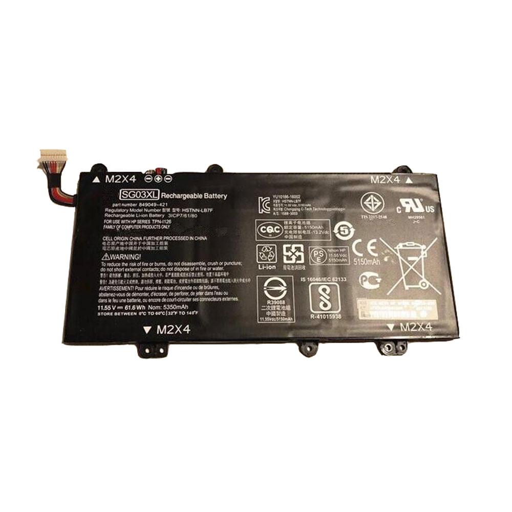Batterie pour HP SG03XL