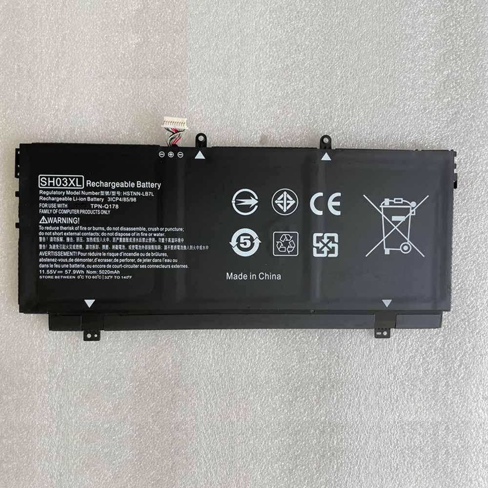 Batterie pour HP SH03XL