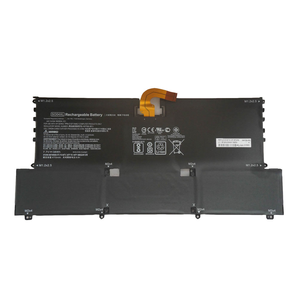 Batterie pour HP SO04XL