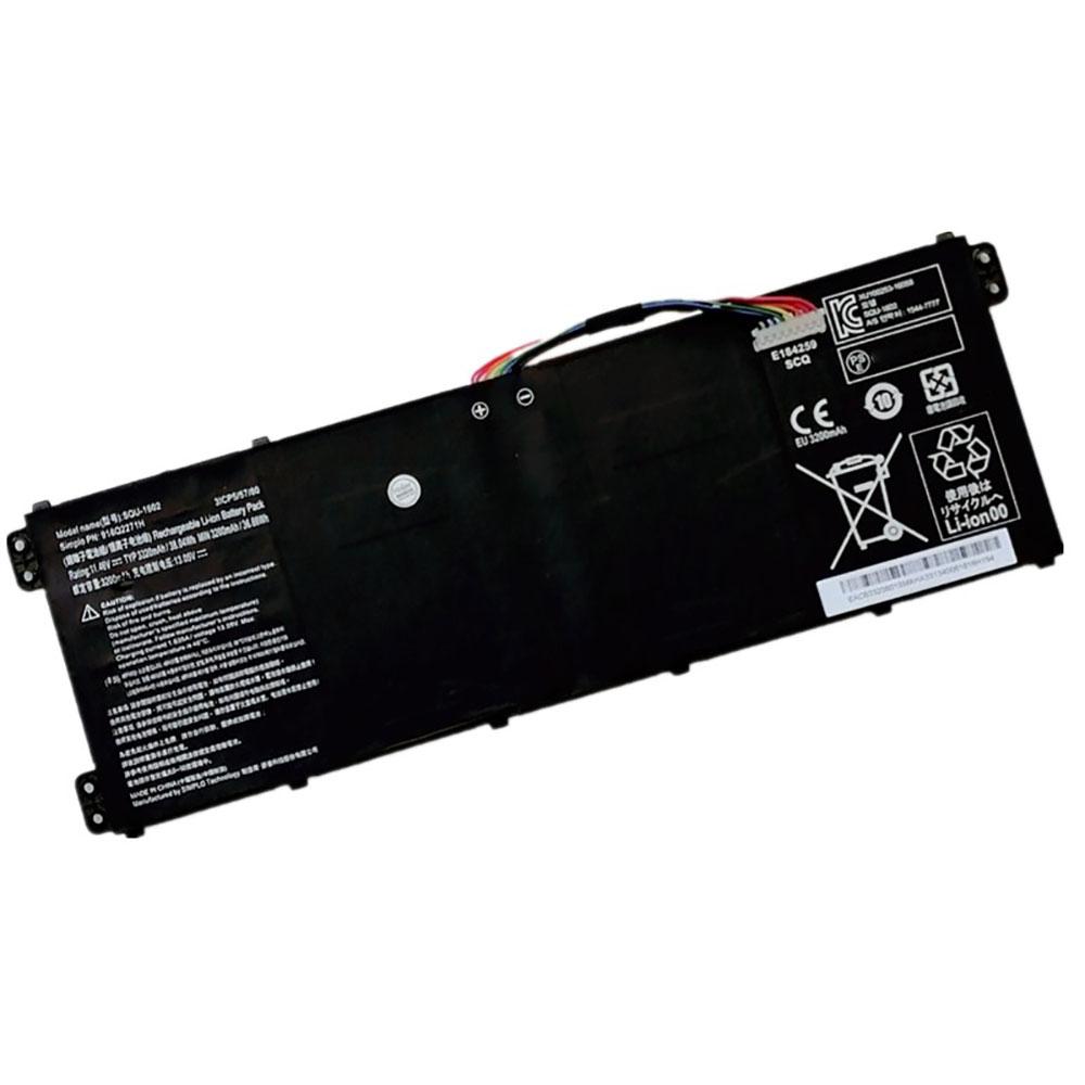 Batterie pour HASEE SQU-1602