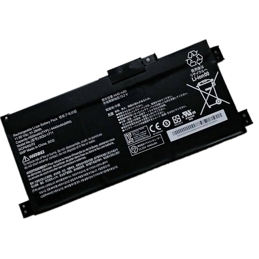 Batterie pour THUNDEROBOT SQU-1711