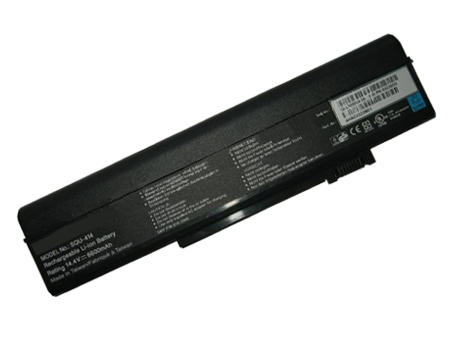 Batterie pour GATEWAY QND1BTIZZZTAV4