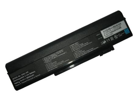 Batterie pour GATEWAY 12MSB
