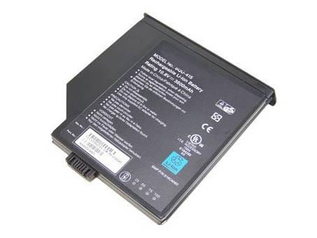 Batterie pour GATEWAY MA6-3S2P
