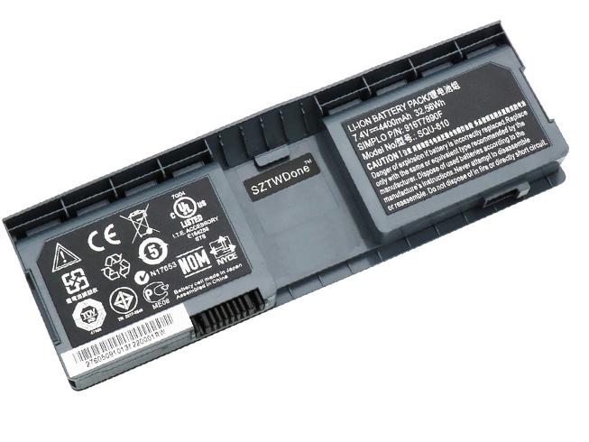 Batterie pour FUJITSU NOBi Intel 8.9inch Classmate Convertible netbook