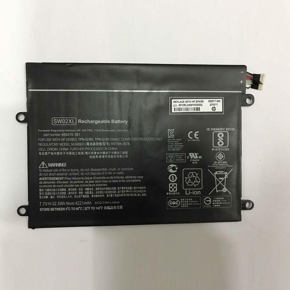 Batterie pour HP HSTNN-IB7N