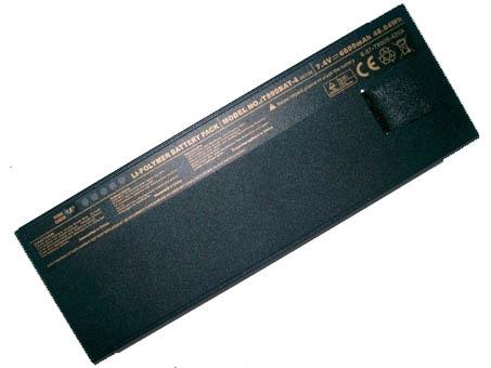 Batterie pour CLEVO T890BAT-4
