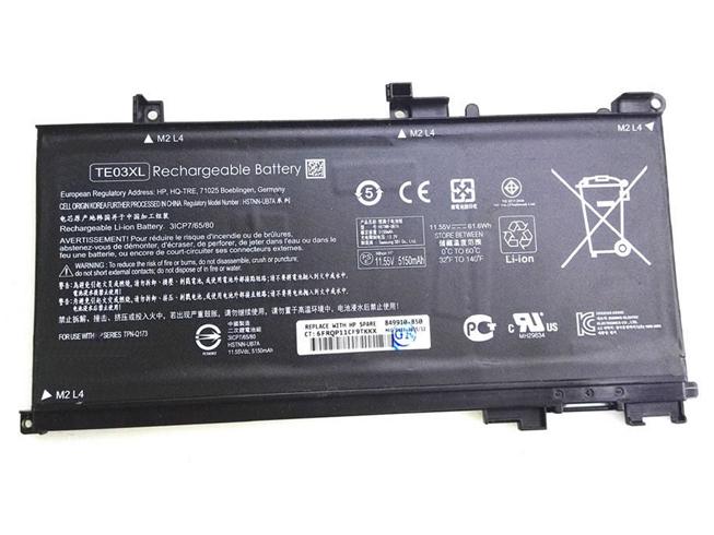 Batterie pour HP TE03XL