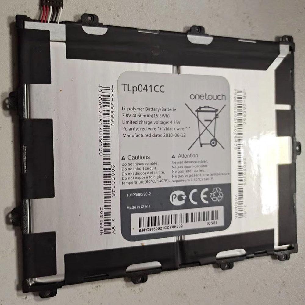 Batterie pour ALCATEL TLp041CC