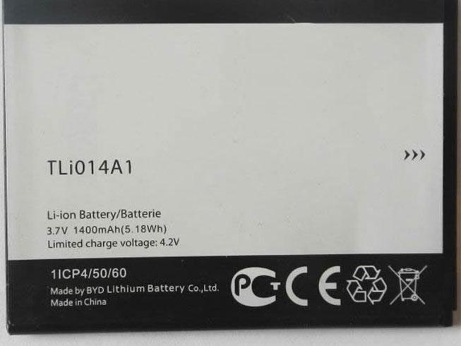 Batterie pour ALCATEL TLi014A1