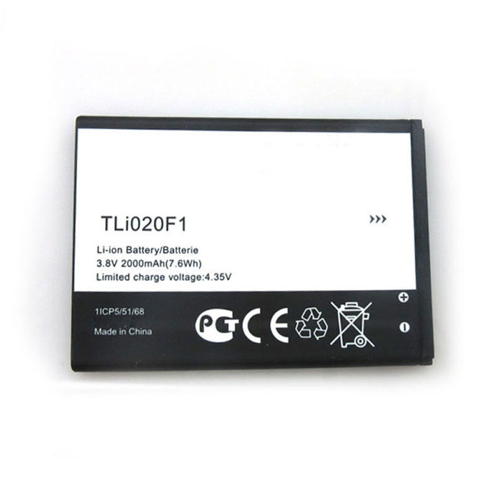 TLI020F1 pc batteria