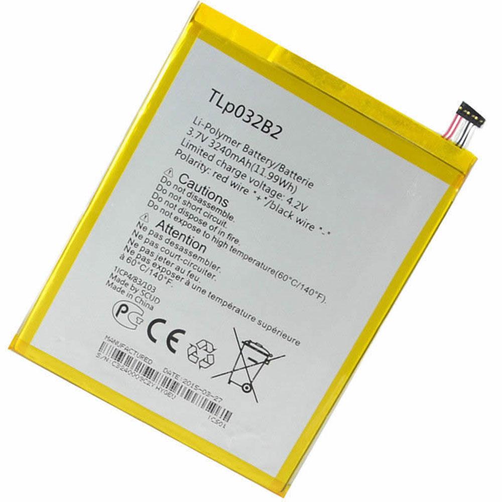 Batterie pour ALCATEL TLP032B2