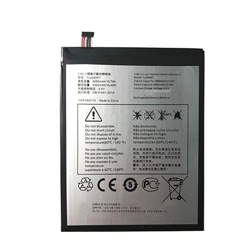 TLp040K7 pc batteria