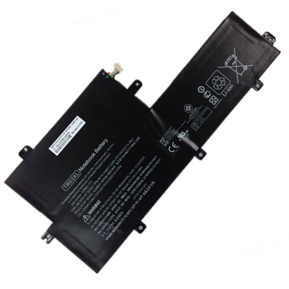 TR03XL pc batteria