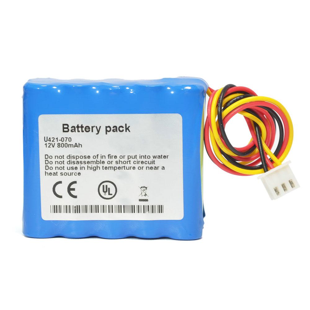 U421-070 pc batteria