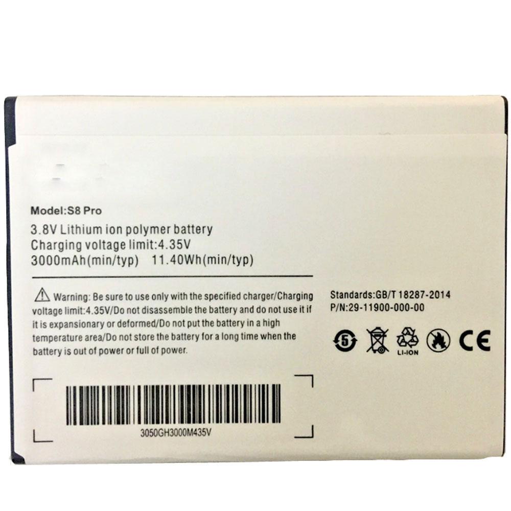 Batterie pour ULEFONE S8