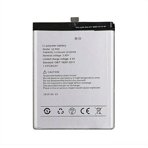 S3Pro pc batteria