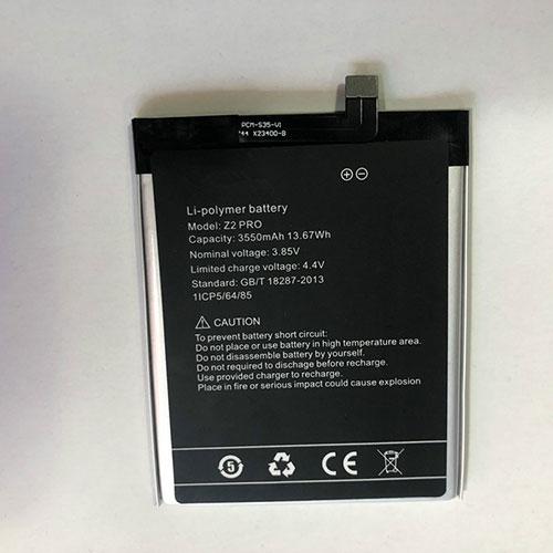 Z2Pro pc batteria