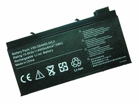 Batterie pour HASEE V30-3S4400-G1L3