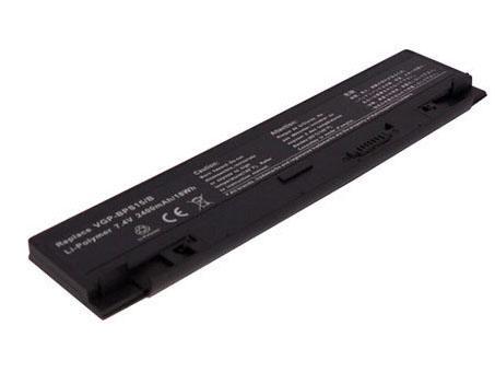 Batterie pour SONY VGP-BPL15/B