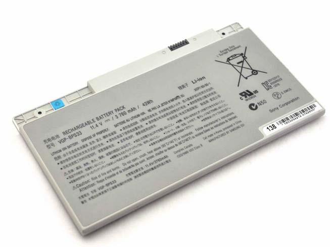 Batterie pour SONY VGP-BPS33