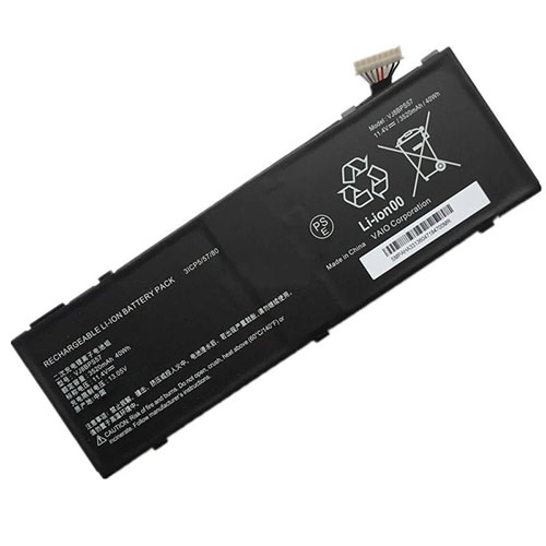 Batterie pour SONY VJ8BPS57