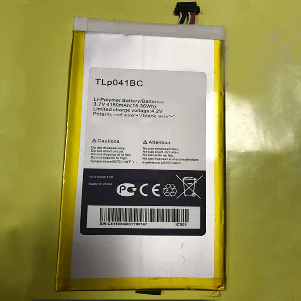 TLP041BC batteria