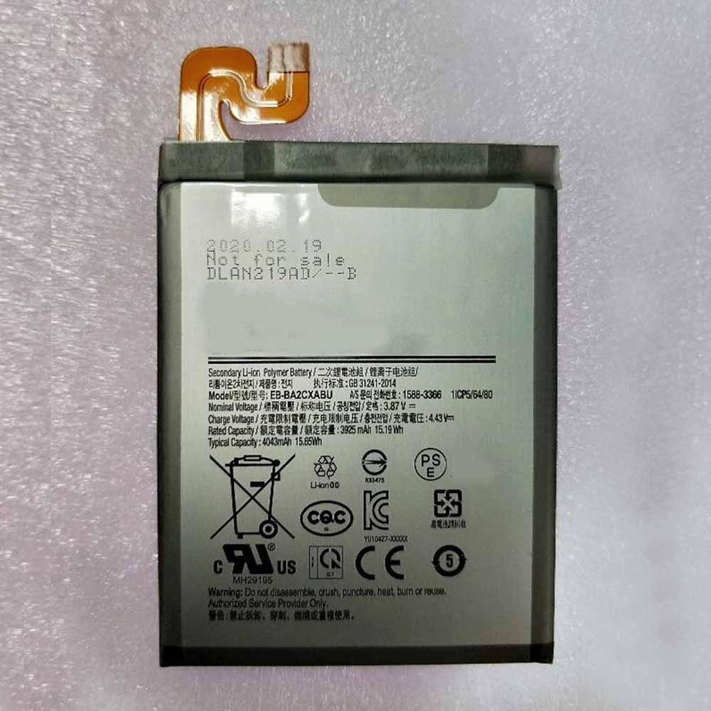 EB-BA2CXABU batteria
