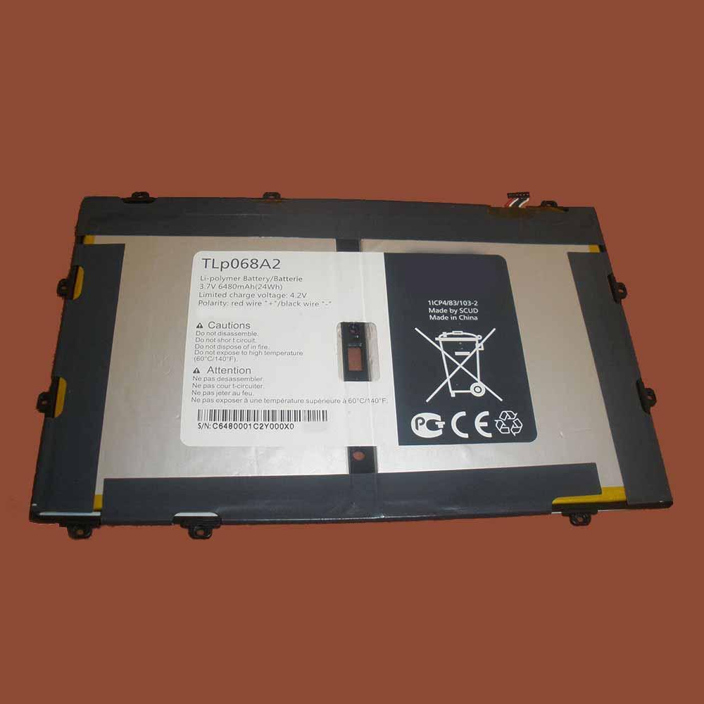 TLP068A2 batteria
