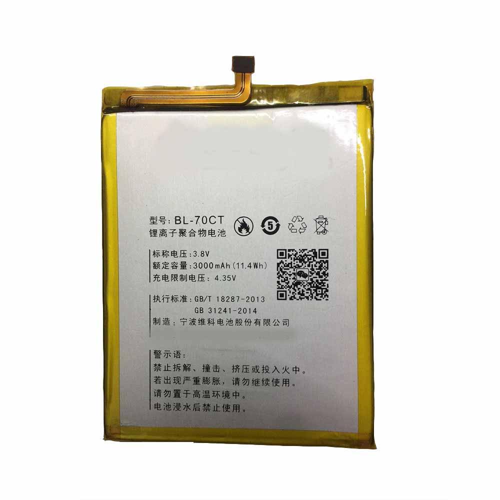 BL-70CT batteria