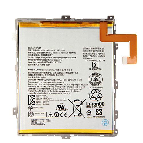 L18D1P32 pc batteria