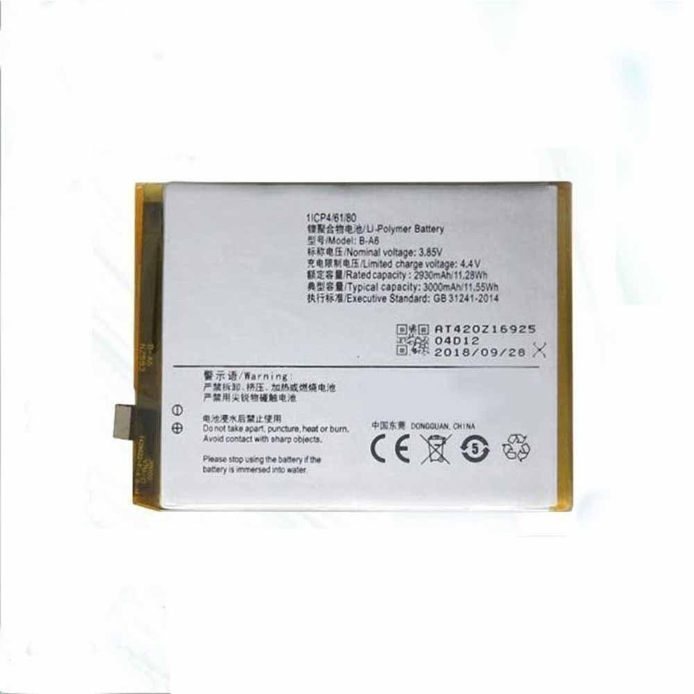 B-A6 batteria