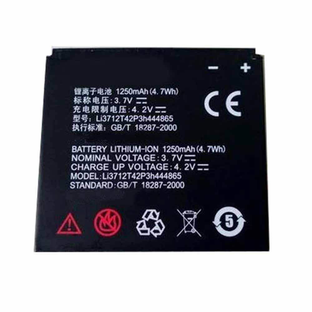 Li3712T42P3h444865 batteria